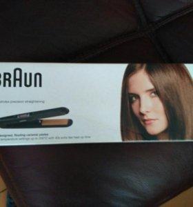 Утюг для волос braun