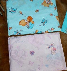 Подушки для новорождённых