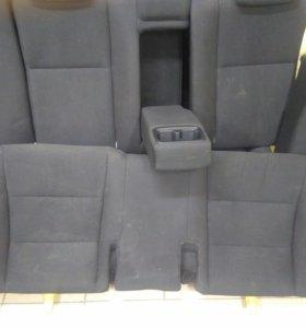 Заднее сиденье Тойота Камри (camry 50-55 кузов)