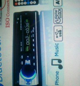 Авторадио автомобильный радиоприемникJSD520 12 В