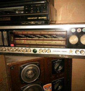 Радиоприемник мелодия-1