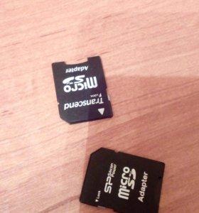 Переходник для microSD