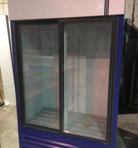 Витрина холодильная - 1200л, среднетемпературная