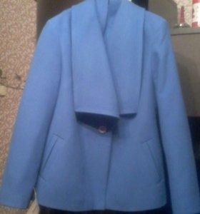 Пальто новое,разм.54