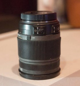 Sigma zoom 18-250 dc os hsm canon