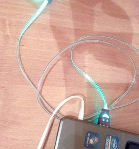 Кабель для зарядки micro-USB