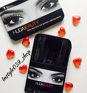набор кистей для макияжа Huda Beauty (12 кистей)