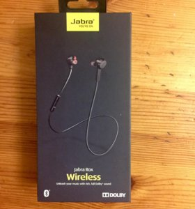 Беспроводные наушники Jabra Rox Wireless