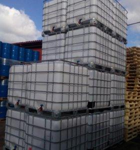 Емкость Кубовая объем 1000 литров
