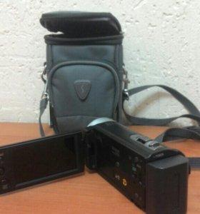 Видеокамера Sony dcr sx21e