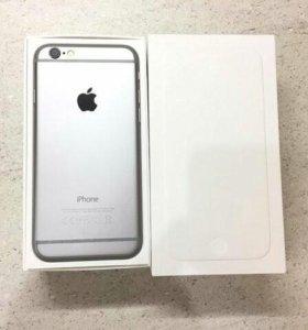 iPhone 6 16Gb новые. оригинал.