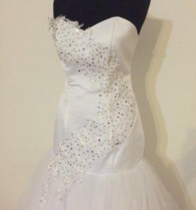 Новое свадебное платье!!!!