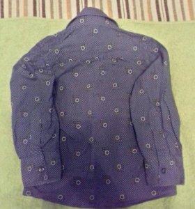Рубашка на мальчика (98)