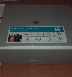 МФУ HP C4283 принтер сканер копир