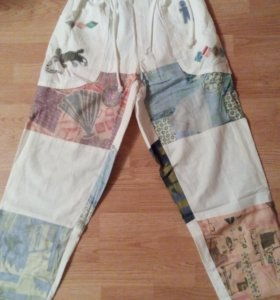 Летние брюки хб