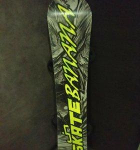 Сноуборд LibTech 🍌 skate banana 159