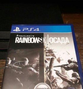 Продажа обмен Tom Clancy's Rainbow Six Siege