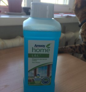 Жидкость для мытья стёкол