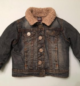 Куртка джинсовая Zara baby