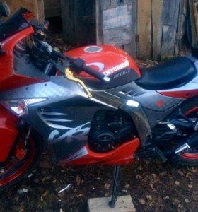 Продаю Centurion Bitrix 150x мотоцикл.