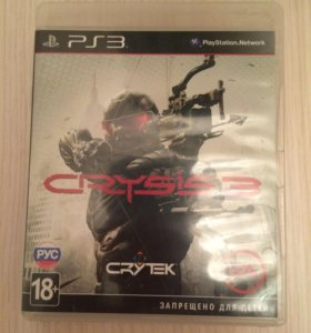 CRYSIS3 на PS3