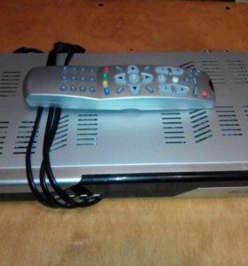 Ресивер триколор ТВ и антена