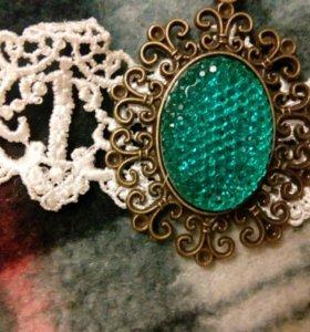 Кольцо с браслетом