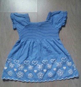 Платье размер 68
