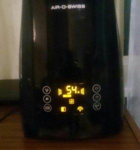 Увлажнитель воздуха Air-O-Swiss Black
