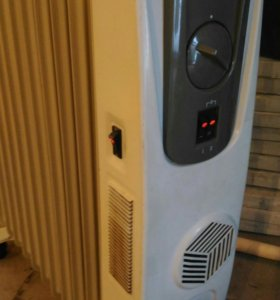 Обогреватель масляный бинатон 2,9 кВт. 11 секций.