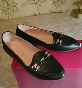 Туфли кожа новые, женские