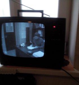 Телевизор черно белый
