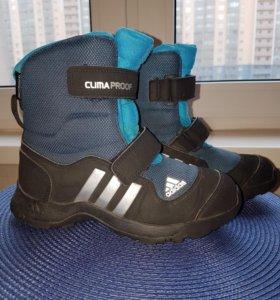 Сапоги зимние для мальчика Adidas