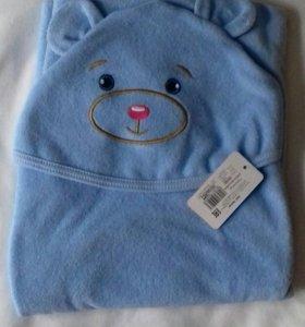 Новое детское полотенце