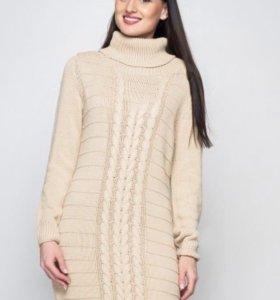 Новое вязаное платье VISAVIS