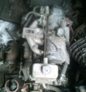 Двигатель под водомет.
