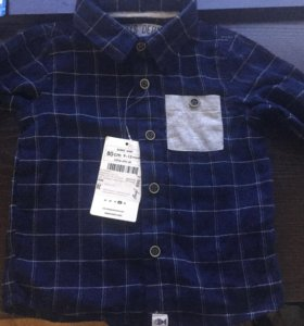 Рубашка детская reserved