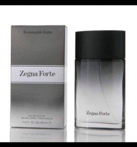 "Emenegildo Zegna ""Zegna Forte"" 100 ml."