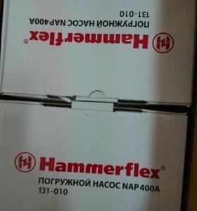 Погружной насос hammer flex