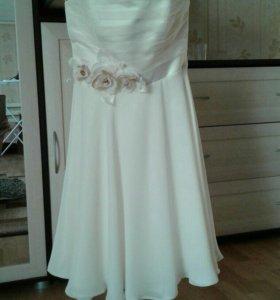 Свадебное/выпускное платье