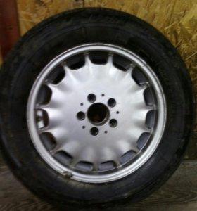 Оригинальное колесо от w140
