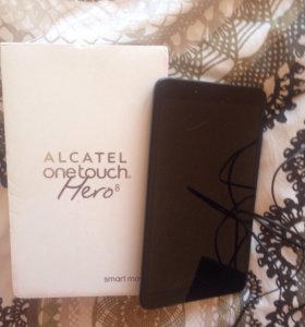 Alcatel one touch hero 8 D820