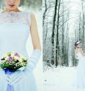 Платье свадебное Татьяна Каплун