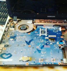 Чистка компьютера, ноутбука от пыли