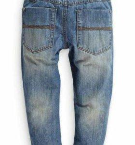 Модные джинсы Next/Некст на мальчика. Новые