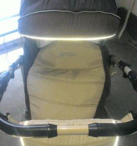 Детская коляска 2 в 1.Оптина.