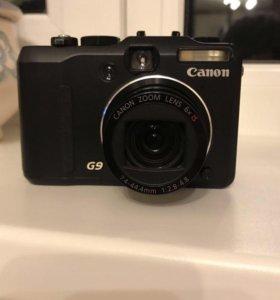 Canon G 9