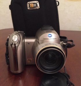 Цифровая фотокамера Konica Minolta DiMAGE Z6