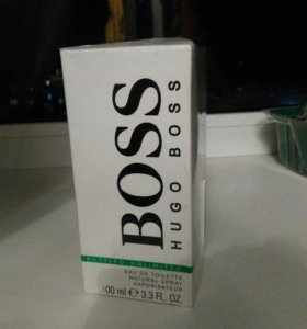 Hugo boss botled unlimited