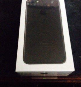 iPhone 7 128 gb black Айфон 7 128 гб черный